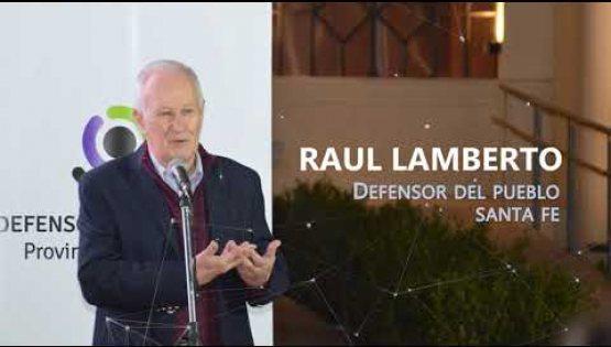 Artefe en Escena: Raúl Lamberto