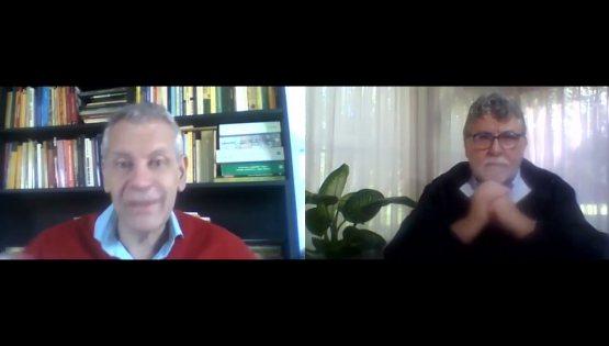 Entrevista a Lamberto y Tealdo en el programa Políticas Públicas