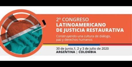 2º Congreso Latinoamericano de Justicia Restaurativa / DÍA 1 | PANEL 1 | 30 DE JUNIO